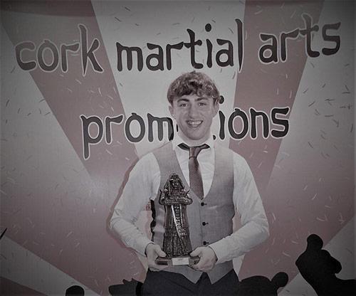 MMA Coach Arann Maguire