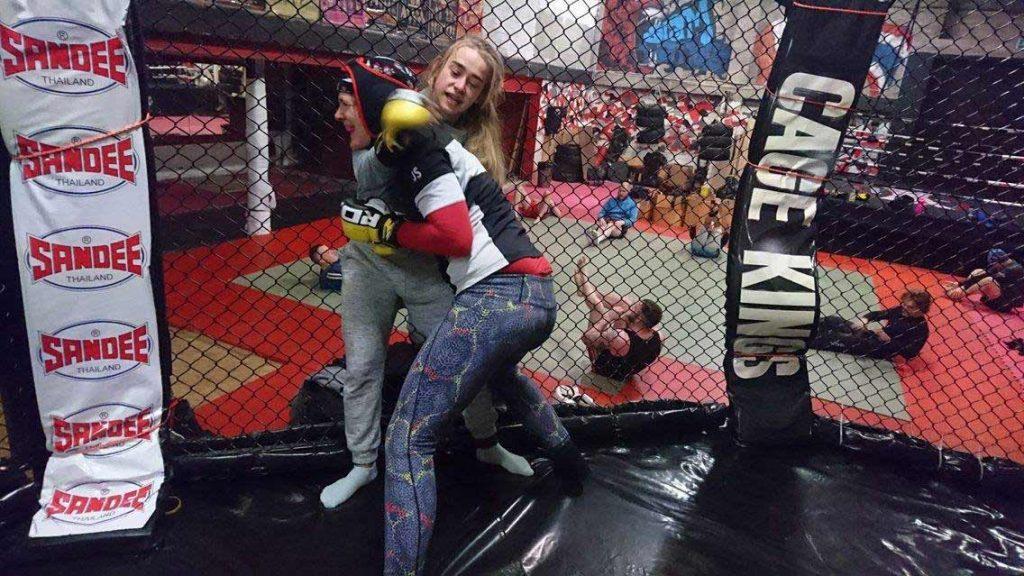 Jessica Shine testimonial for MMA Cork