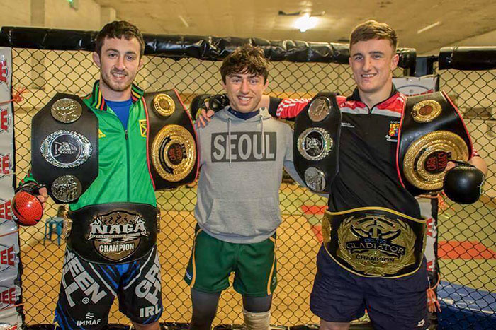 about MMA Cork