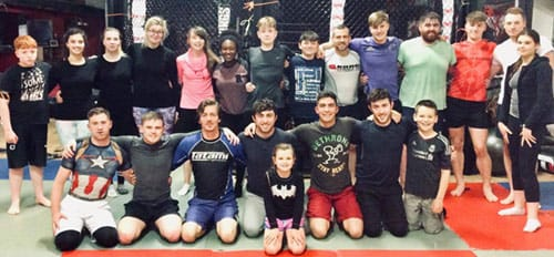 beginner mma classes