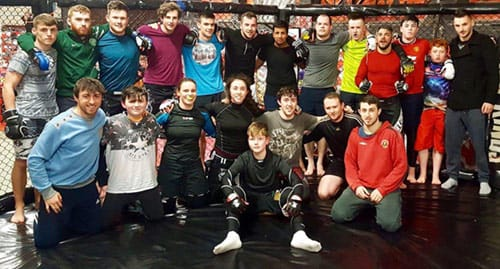 intermediate mma classes