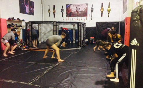 teen mma classes